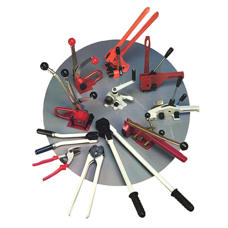 Distribución de herramientas de embalaje